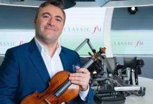 Violinist Maxim Vengerov joins Classic FM as first solo Artist in Residence