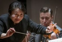 DSO concert features energetic conducting by Xian Zhang, brilliant work by violinist Maxim Vengerov